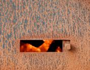 Buitenhaard PURE detail ventilatie schuif